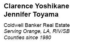 Coldwell Banker – Clarence Yoshikane